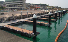 佐良浜漁港